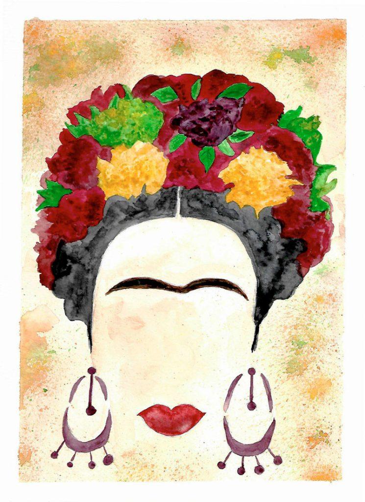 Frida Kahlo a mi manera