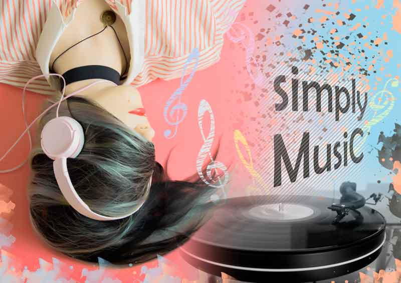 Diseño Simply Music