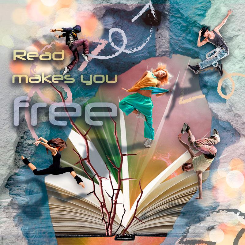 leer te hace libre