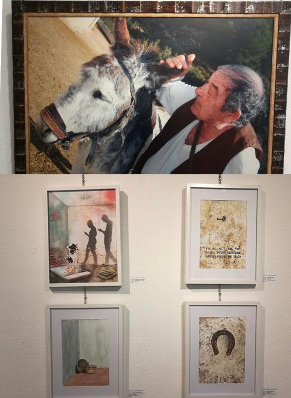 Exposición homenaje a Paco Pérez